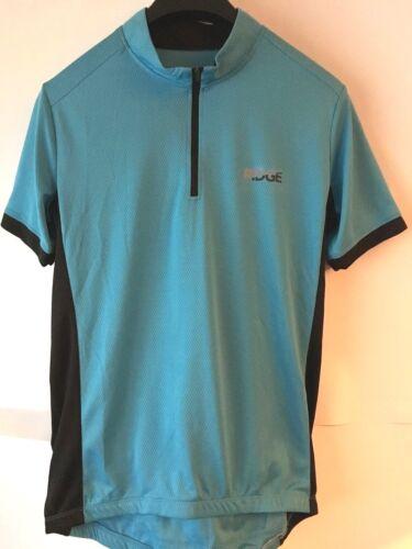 Ridge Womens Short Sleeve Quick Dry Half Zip Bike Cycling Jersey Shirt S//M//L