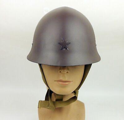 WWII Japanese Military Type 90 Steel Helmet WW2 Japanese Field Helmet