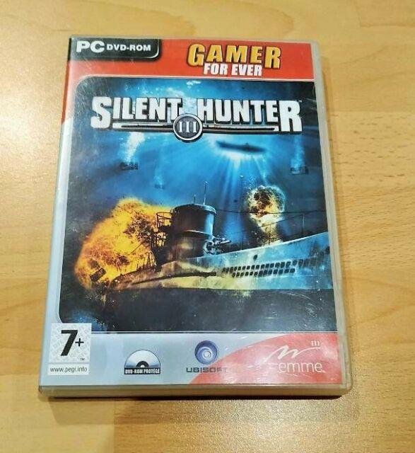 JEU PC SILENT HUNTER III