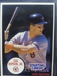 1990 Starting Lineup Cards Cal Ripken Jr HOF NM-MT!! PSA IT!!!!
