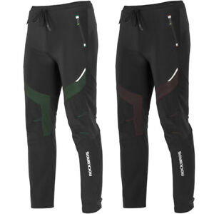RockBros-Winter-Casual-Pants-Men-Fleece-Trousers-Keep-Warm-Cycling-Pants