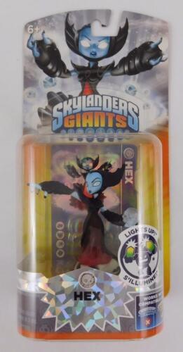 Skylanders Giants Hex Light Up Figure New Sealed Activision