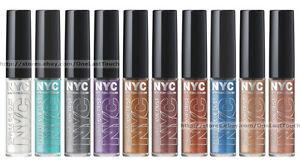 NYC-High-Shimmering-SPARKLE-EYE-DUST-Loose-Powder-EYESHADOW-New-YOU-CHOOSE