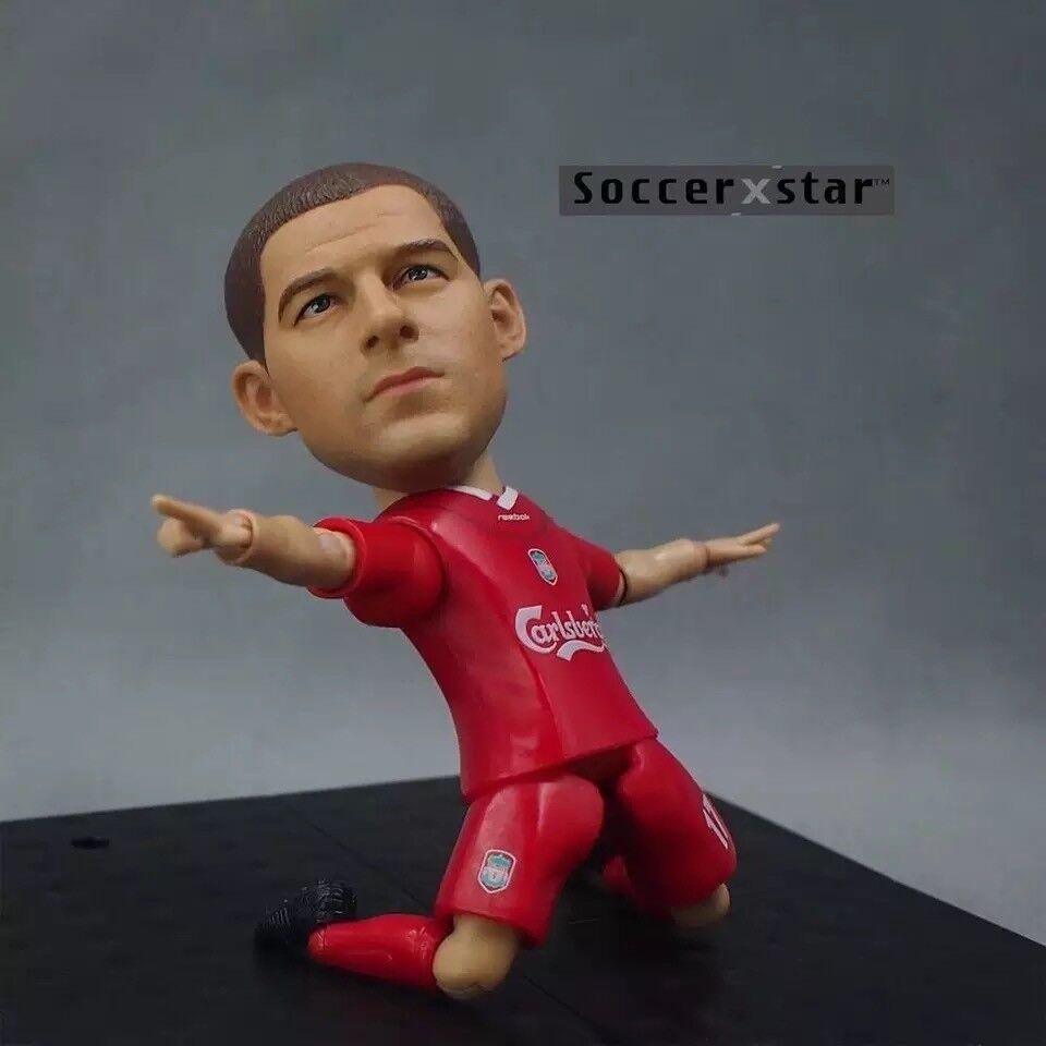 Classic Football Soccer Club Star Figure Toy Doll -Liverpool- Owen,Gerrard