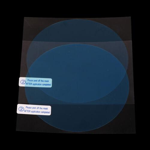 Car rain mirror protective film anti fog membrane anti-glare waterproof OQUV