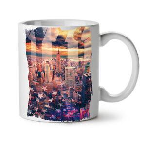 Landscape Photo New York NEW White Tea Coffee Mug 11 oz   Wellcoda