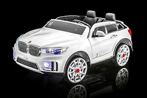 image is loading sportrax bmw x7 style 2 seater kids ride