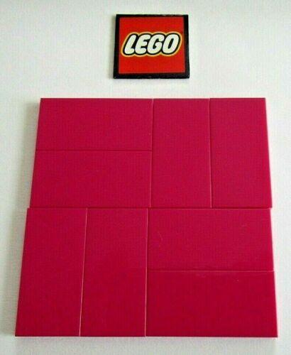 covers 8x8 ID 38879 Packs of 8 71150 LEGO 2x4 Tile Bricks - Choose Colour