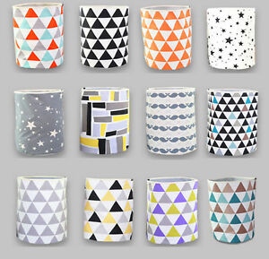 image is loading fabric decorative storage baskets bins laundry bag toy - Decorative Storage Baskets