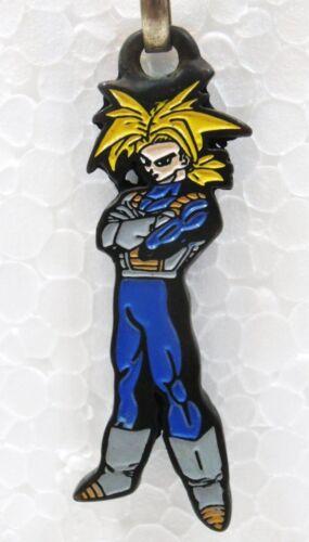 3,5 girocollo cordoncino nero scorrevole Dragon Ball Z S.S GOHAN in metallo cm