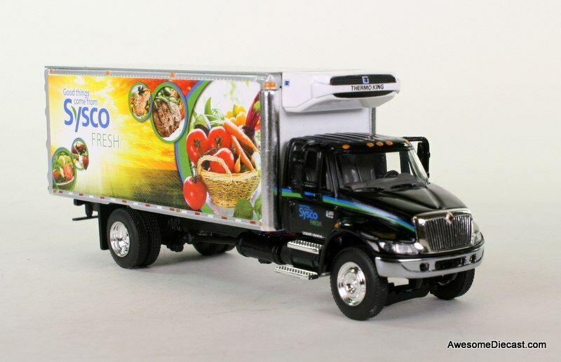 DCP 1 64 International 4400 Straight-Body Delivery Truck  SYSCO Fresh