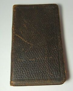 Vintage-1911-1912-KANSAS-JAYHAWKS-KANSAS-UNIVERSITY-KU-THESIS-CLASS-NOTES-BOOK