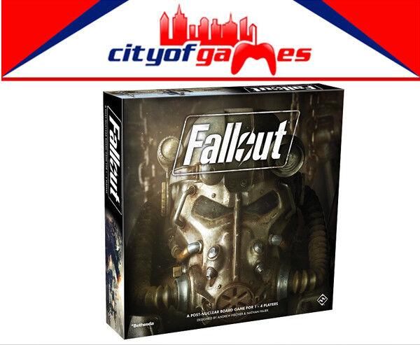 venta con alto descuento Fallout el juego de tablero NUEVO NUEVO NUEVO  hasta un 50% de descuento