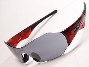 Oakley-New-Zero-Red-Camo-Lil-Jon-Edition-Sonnenbrille-Sub-Thump-Pro-Juliet-Rokr