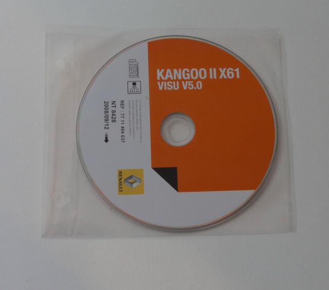 Schematics On Cd Renault Kangoo Ii  2008