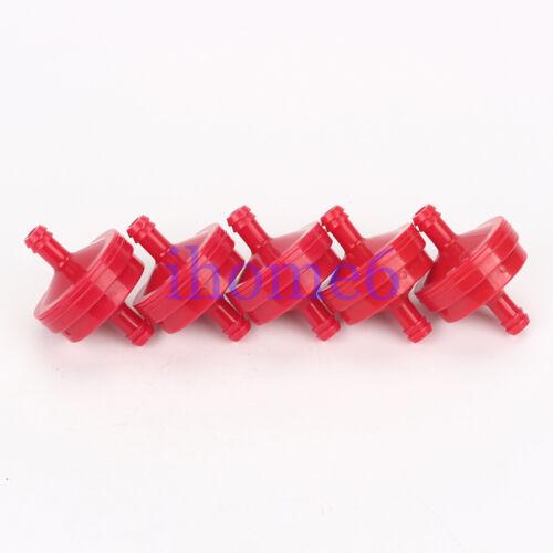 5 pcs 298090S Fuel filter For JOHN DEERE PT4265 CRAFTSMAN 69-701 OREGON 07-101