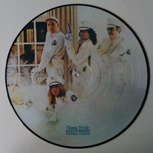 Cheap-Trick-Dream-Police-Vinyl-Picture-Disc-LP-EX