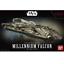 Bandai-Star-Wars-MILLENNIUM-FALCON-1-144 miniature 1