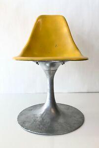 Vintage-Modern-Mid-Century-Tulip-Style-Swivel-Chair
