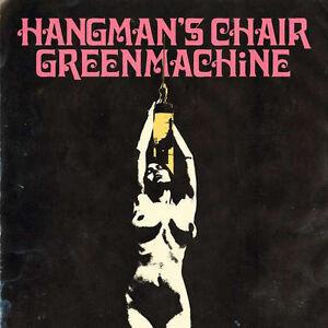 HANGMAN-039-S-CHAIR-GREENMACHINE-SPLIT-MUSIC-FEAR-SATAN-RECORDS-VINYLE-NEUF-NEW-LP