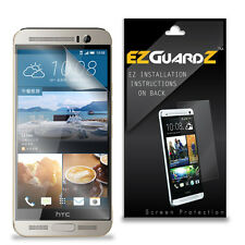 2X EZguardz LCD Screen Protector Skin Shield HD 2X For HTC One M9 Plus (M9+)