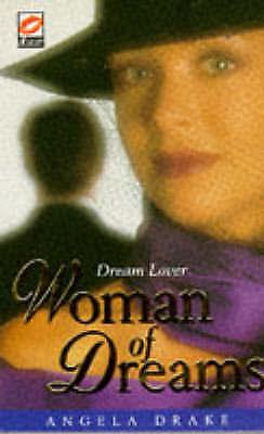 """AS NEW"" Woman of Dreams, Drake, Angela, Book"