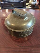 Great Old Military Mess/ Cooking Tin
