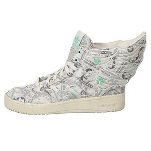 newest 17dab 7074a Image is loading Adidas-Originals-Jeremy-Scott-Wings-2-0-Money-