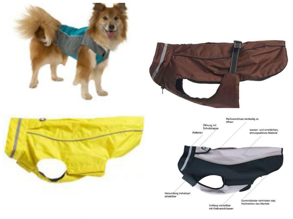 Hundemantel Buster Softshell Allwetter Regen Winter Reha Hundebekleidung   | Langfristiger Ruf