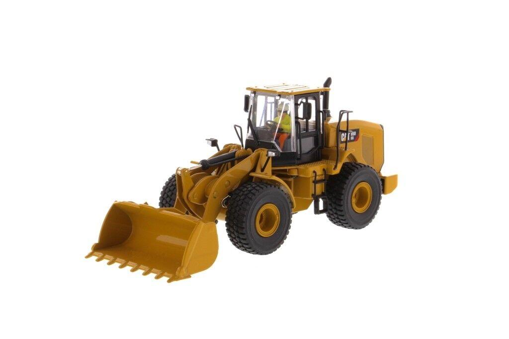 Cat - 950 GC - Radlader 85907c   Maß 1 50 Diecast Masters 211