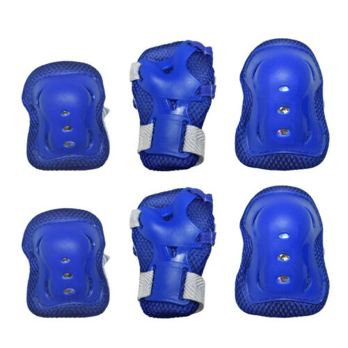 Kids Skateboard Blading Elbow Wrist Knee Safety Pad Guard Helmet Boy//Girl Gifts