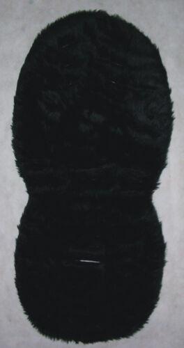 Luxe Fourrure Siège Liners Pour Silver Cross Wayfarer Poussettes Liner uniquement