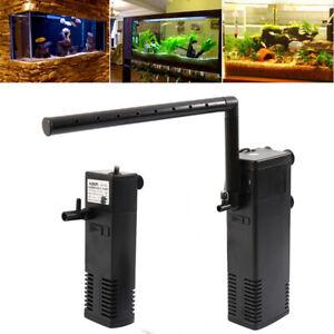 Filtre-interne-aquarium-pompe-a-eau-submersible-interieur-filtration-300-1500L-H
