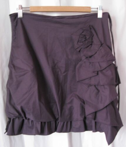 Ruffle Jupe 180176 Jeny Polyamide Women's Skirt Euc Cotton Copine 40 Cop Stretch wF0cTFAUqx