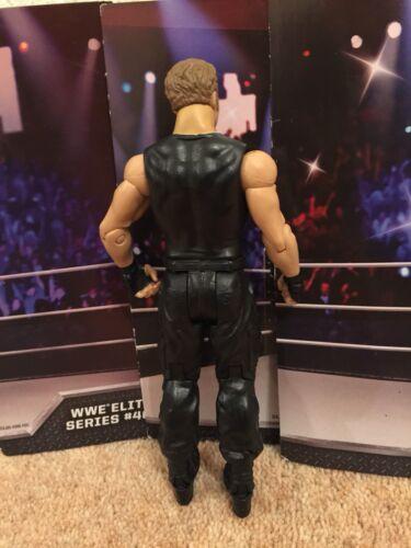 WWE Mattel action figure BASIC DEAN AMBROSE SHIELD raw kid toy PLAY Wrestling