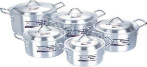 Koken en tafelen Huis High Quality Saucepan Competent Casserole Stock Pots Large Pans Kitchen King