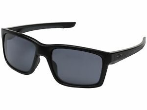 46c9cce5949b Image is loading Oakley-Mainlink-OO9264-01-Sunglasses-Matte-Black-Grey-