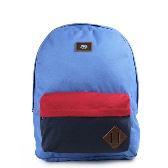 3f1cf8e049 VANS Old Skool II Backpack - Delft Colourblock School Bag V00ONIO9R  FREE  Haribo