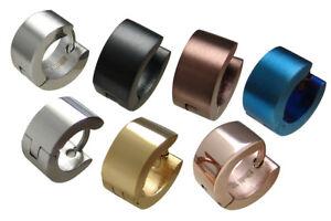 Qualität zuerst viele Stile heiß-verkaufendes echtes Details zu Kikuchi Helix Ohrstecker XS Ohrringe mini Creolen 10mmØ 7 Farben  Edelstahl 316L