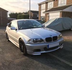 Details About Bmw 3 Series E46 Coupe Convertible M Sport Breaking Engine Clip