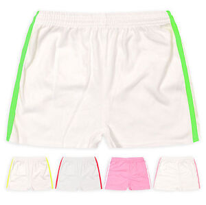 Girls-Cotton-Summer-Shorts-With-Elasticted-Waist-New-Kids-Short-Ages-3-12-Years