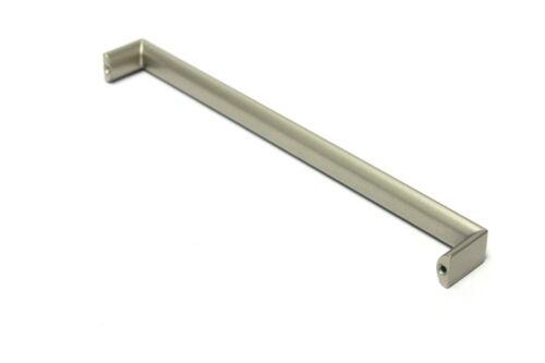 4 Stück Möbelgriff Schrankgriff Türgriff Griffe Edelstahl matt nickel 260 mm