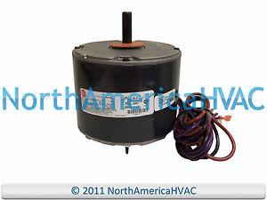 goodman janitrol amana condenser fan motor 1 4 hp 208 230v 10584313image is loading goodman janitrol amana condenser fan motor 1 4