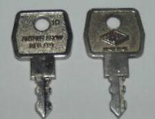 XX 1 x Spare Key For SHAW  Upvc Window Handle (KB823) common key universal XXX