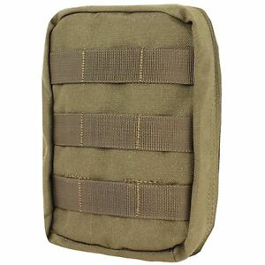 Condor-MA21-MOLLE-Tactical-EMT-First-Aid-Combat-Medic-Tool-Kit-Pouch-Tan