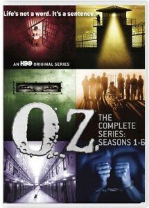 Oz Complete TV Series Seasons 1 2 3 4 5 6 (1-6) NEW DVD Set