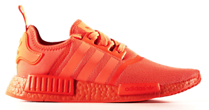 591107988 Adidas NMD R1 Triple Solar Red Boost S31507 Sizes 7.5~13 AUTHENTIC ...