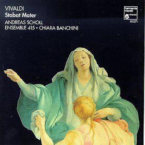 1 of 1 - Antonio Vivaldi - Vivaldi: Stabat Mater (1996) 3D