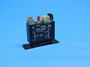 Halbleiterrelais Billiger Preis Gordos Crouzet Dr-oac Solid-state Relay 3.7-32vdc 12-280vac 5a Inkl Rechnung Automation, Antriebe & Motoren
