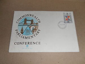 First-Day-Covers-Commonwealth-Parliamentary-Confernce-1986